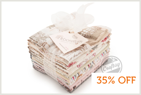 35% off Benartex Fat Quarter Bundle (Arboretum)