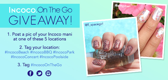 Incoco On the Go Giveaway